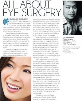 All About Eye Surgery