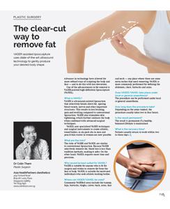 Clear Cut Way Remove Fat