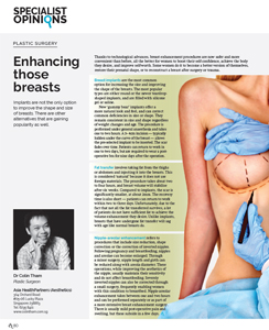 Enhancing Those Breasts