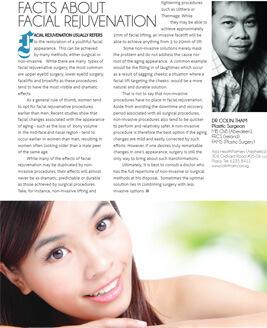 Facts About Facial Rejuvenation