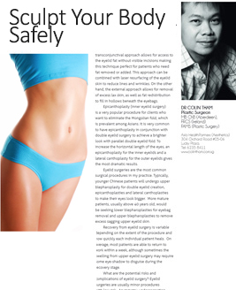 Sculpt Your Body Safely