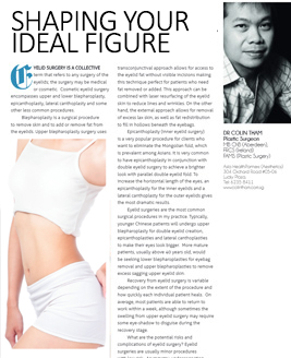 Shaping Your Ideal Figure